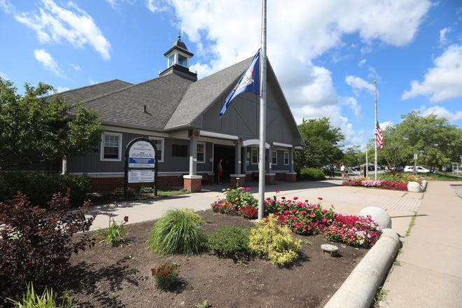 The popular swimming area at the Kershaw Park Beach and Bathhouse in Canandaigua, N.Y., will be closing Saturday, two weeks before the traditional Labor Day closing.