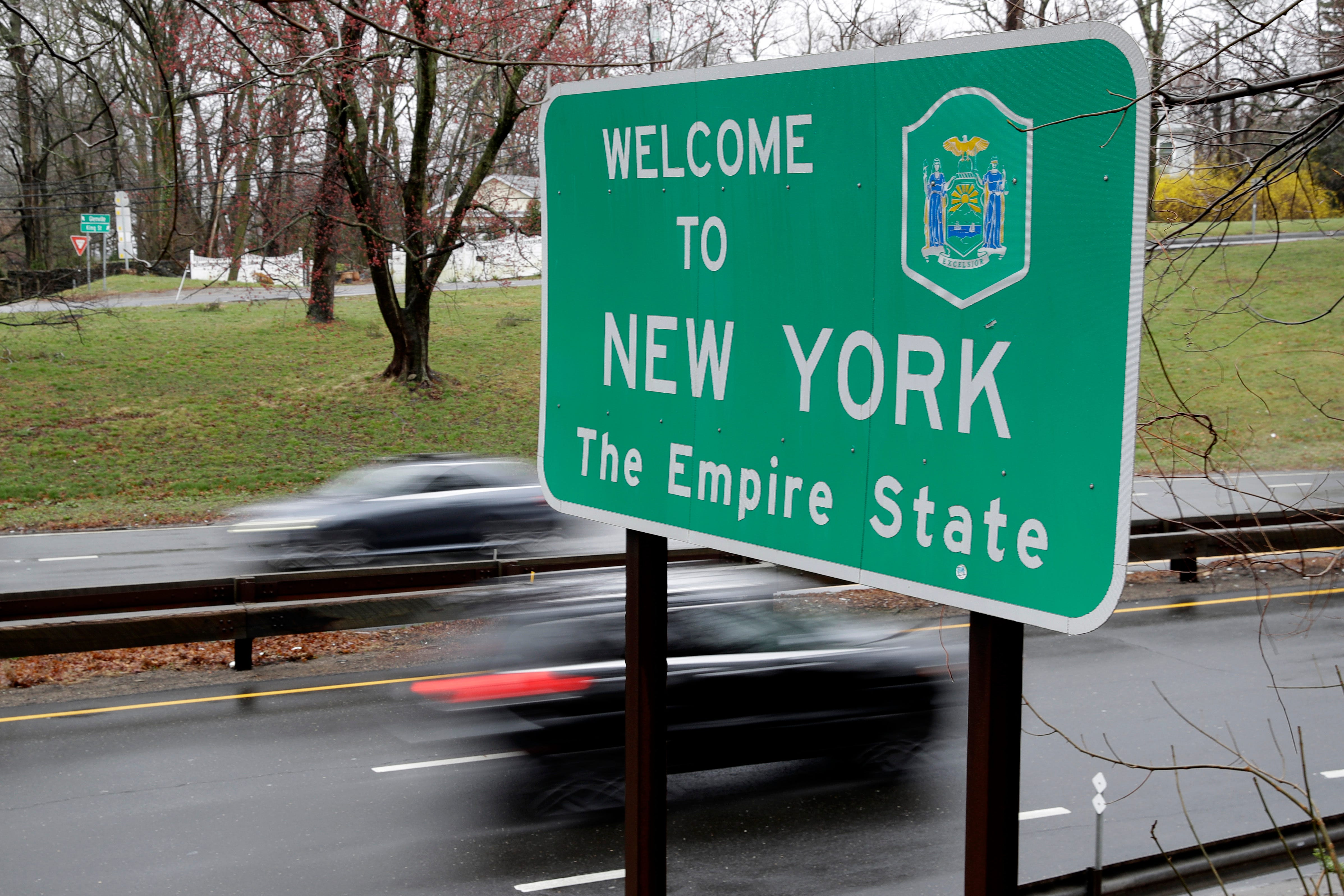 New York City sets checkpoints for visitors from states with high COVID-19 rates