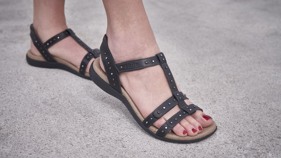 These sandals are great for all occasions.