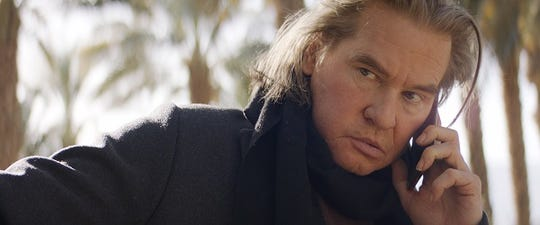 Val Kilmer (Val Kilmer) plays Sheriff Tucker (Sheriff Tucker)