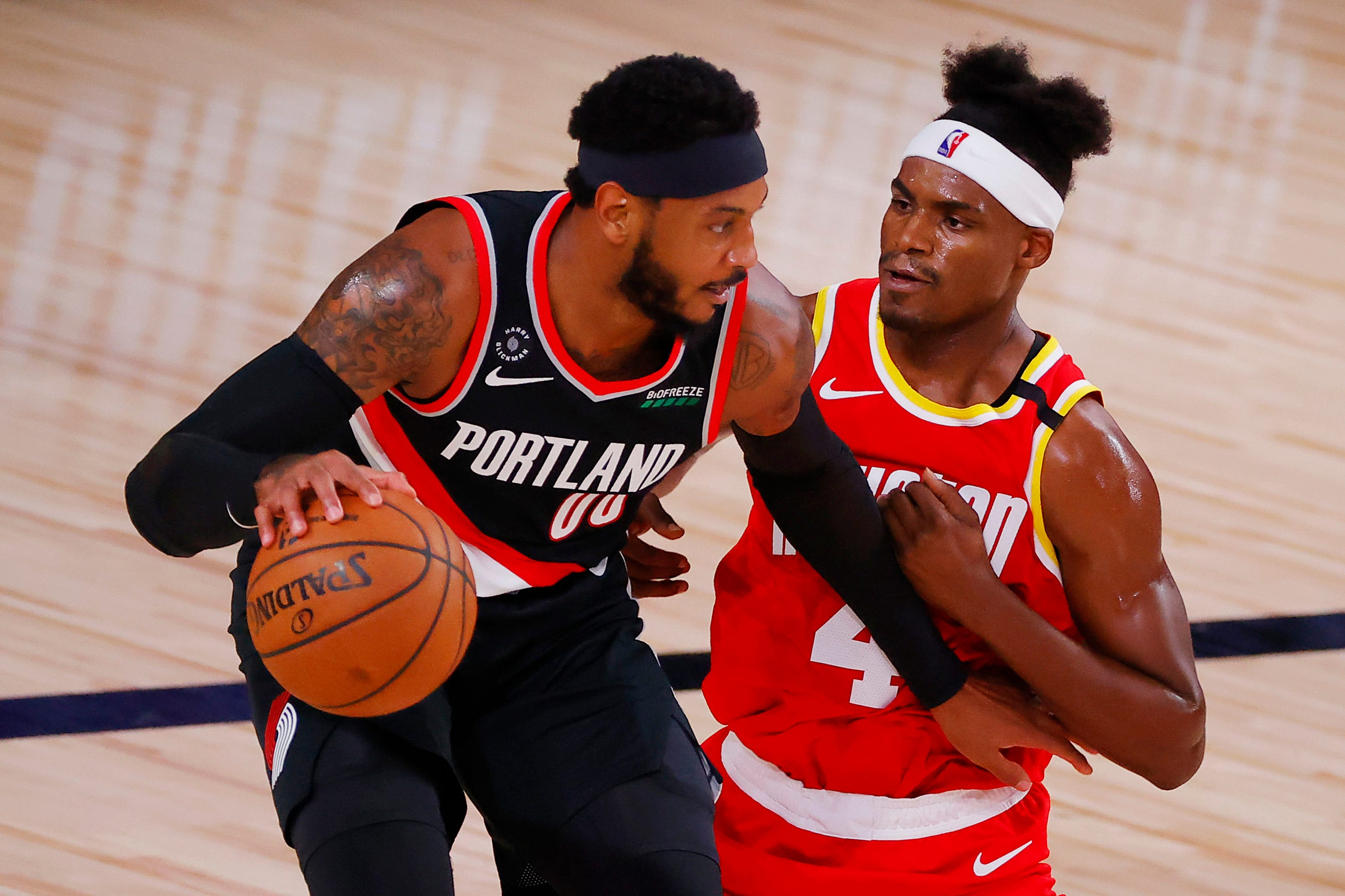 Opinion: Carmelo Anthony and Portland Trail Blazers have brought out the best in each other
