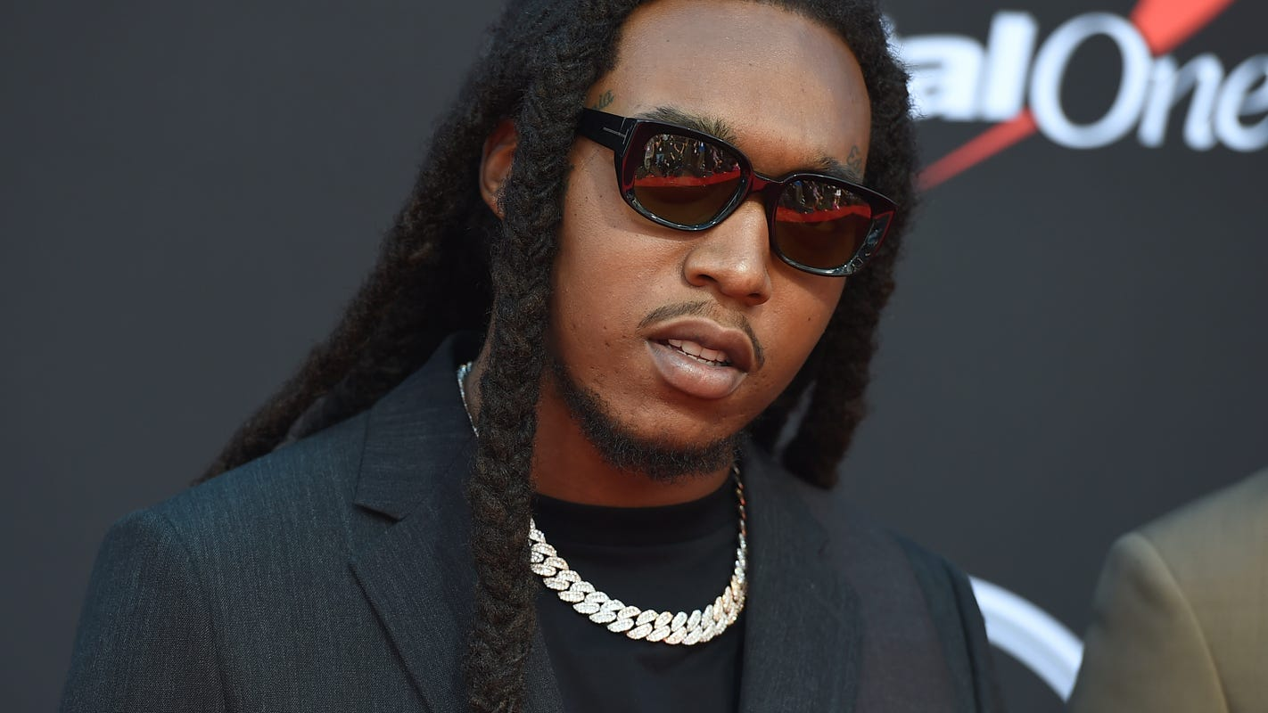 Migos rapper Takeoff accused of sexual assault at June house party in L.A. civil lawsuit - USA TODAY