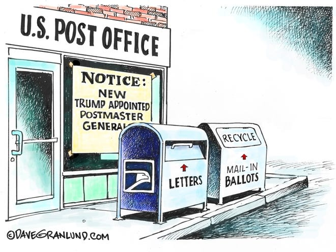 Dave Granlund USA TODAY NETWORK