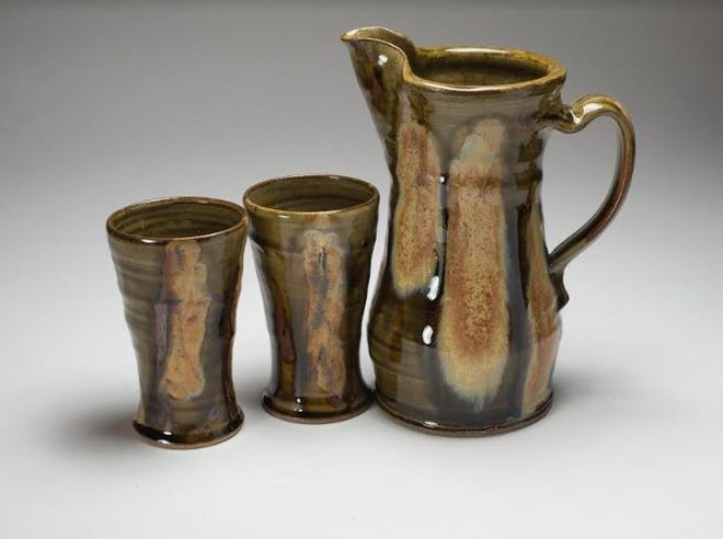 Dean & Martin Pottery items