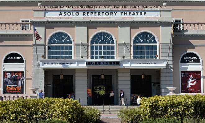 Asolo Repertory Theatre is reopening in December with an outdoor holiday concert after being shut down for eight months because of the coronavirus.