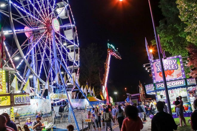 The Fayetteville Dogwood Festival, which brings in several hundred thousands people who shop and stay in hotels, has been canceled this year because of the coronavirus pandemic.