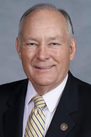 N.C. Sen. Brent Jackson