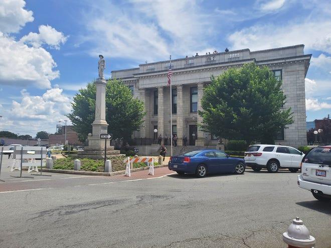 Alamance County Historic Courthouse