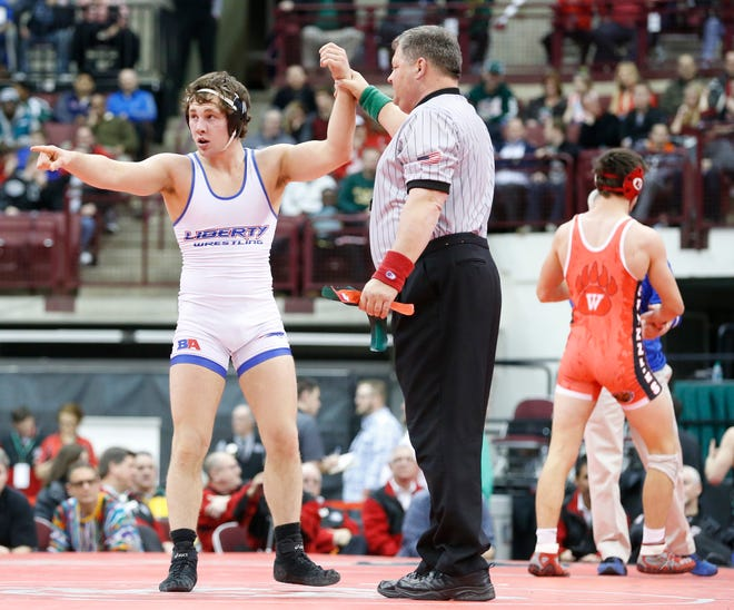 Three time OHSAA state wrestling champion Kyle Lawson has been chosen to lead Unioto's wrestling program this upcoming year.