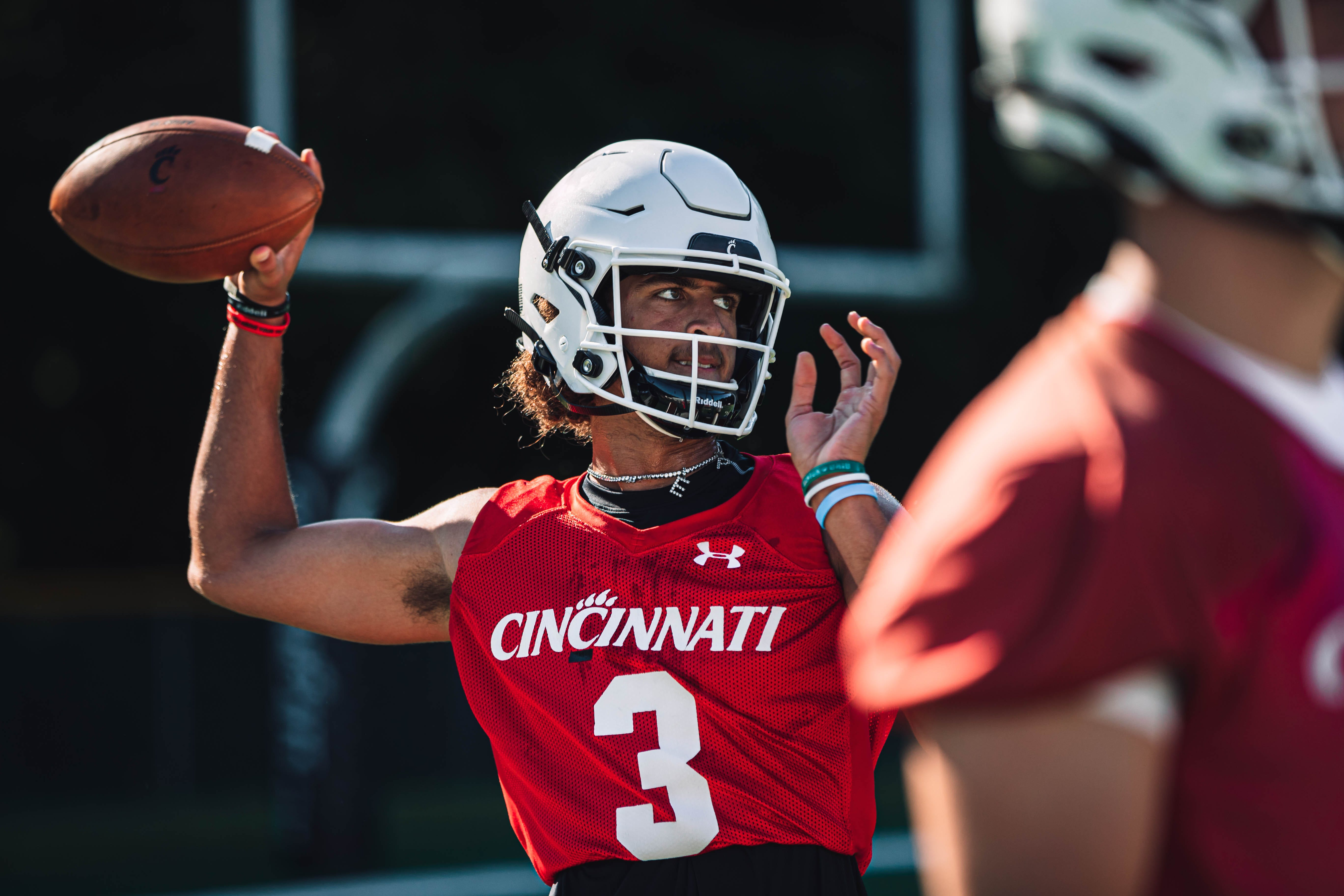 Chad Bowden S Crazy Ideas Paying Off For Uc Football