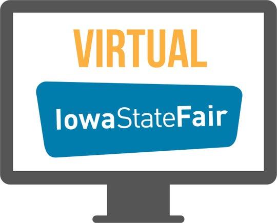 The Iowa State Fair announced Thursday a schedule of events for the virtual fair.