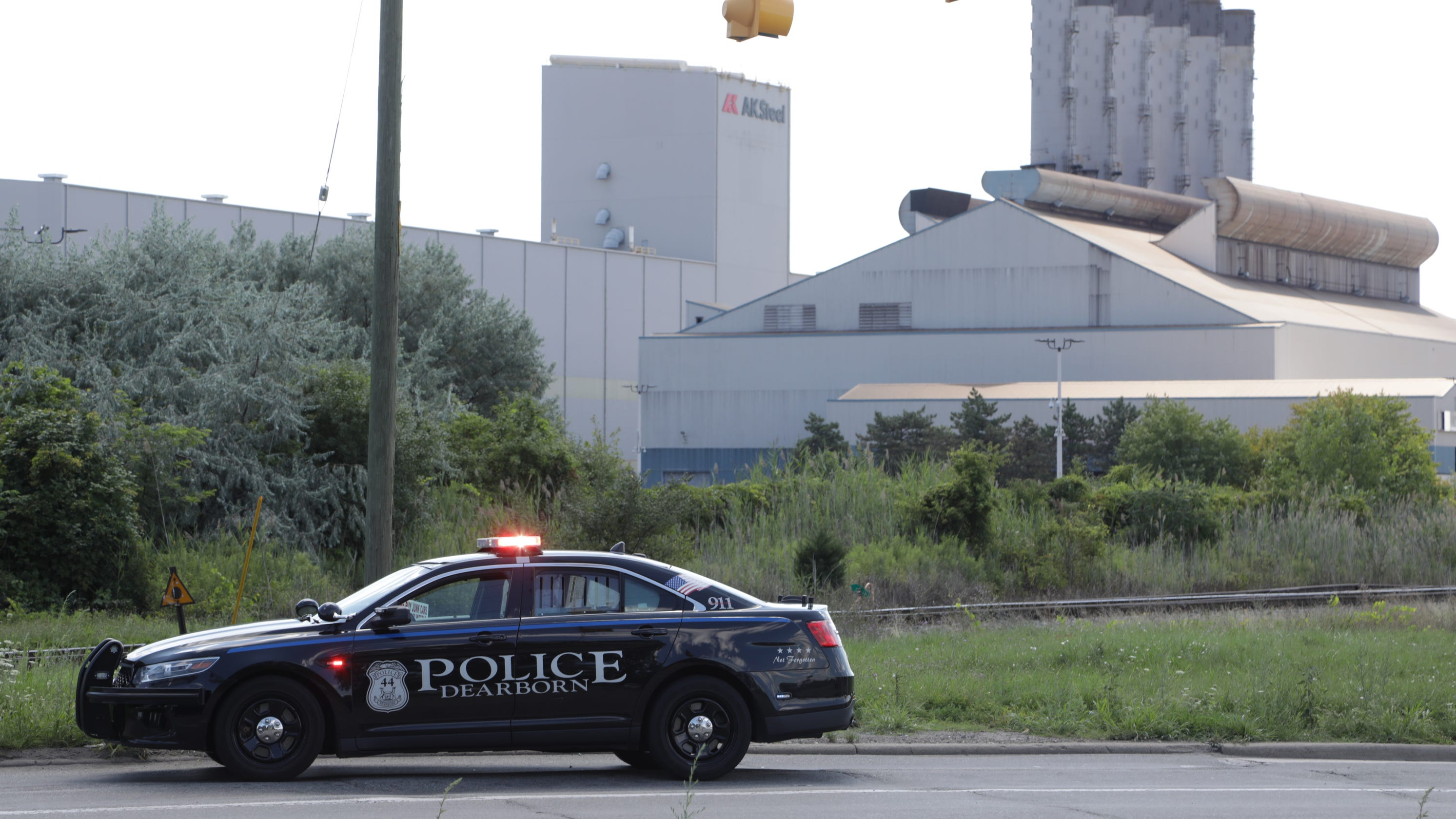 Dearborn police: Armed robbery suspect in custody after search near Ford Rouge Plant