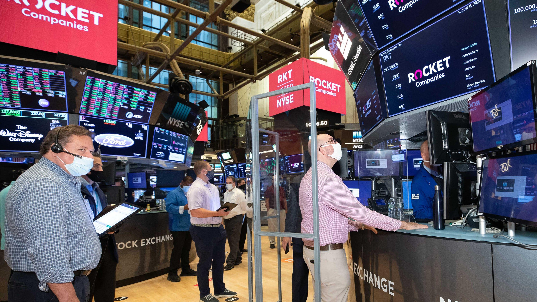 Dan Gilbert's Rocket Companies sees $2.7B first quarter profit