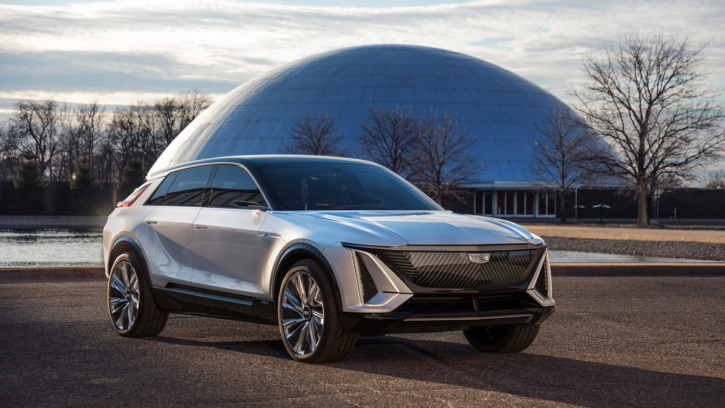 5 things to love and 1 thing I hate about Cadillac's Lyriq electric SUV