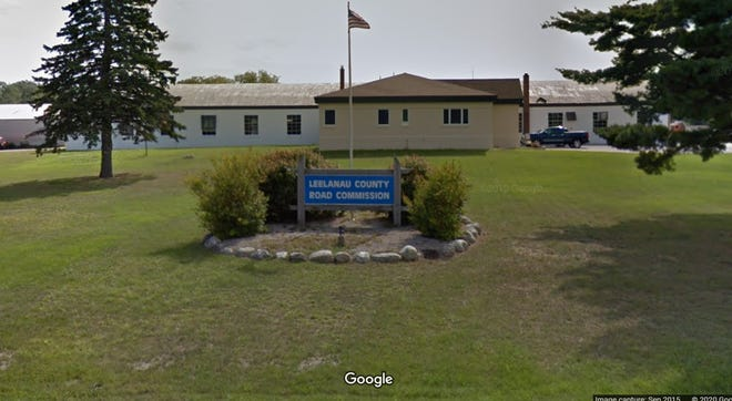 Leelanau County Road Commission building located at 10550 E. Eckerle Road in Suttons Bay. (Google Maps)