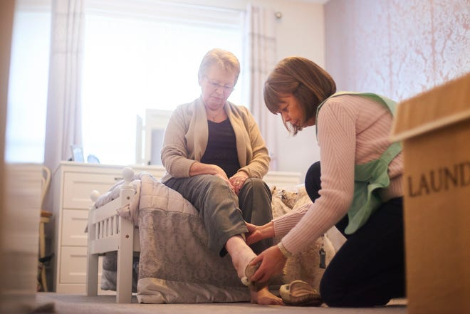 Being a caregiver can be draining, but there are ways to prevent this.