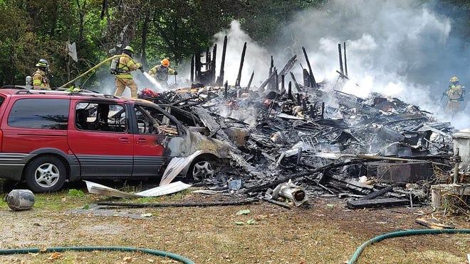 Cedar Rapids news: Explosion sends man to UI hospitals