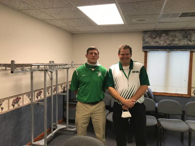 New Castle approved Benjamin Wissel as its new athletic director Wednesday. Wissel spent the past two years as Daleville's athletic director.