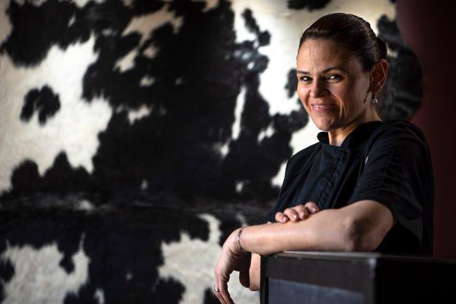 """La chef Flavia Amaral era la chef di Let's Meat a River Vale, e ora gestirà Felina, servendo piatti rustici e orientati alla famiglia. """"Non sono una persona famosa,"""" Lei disse."""