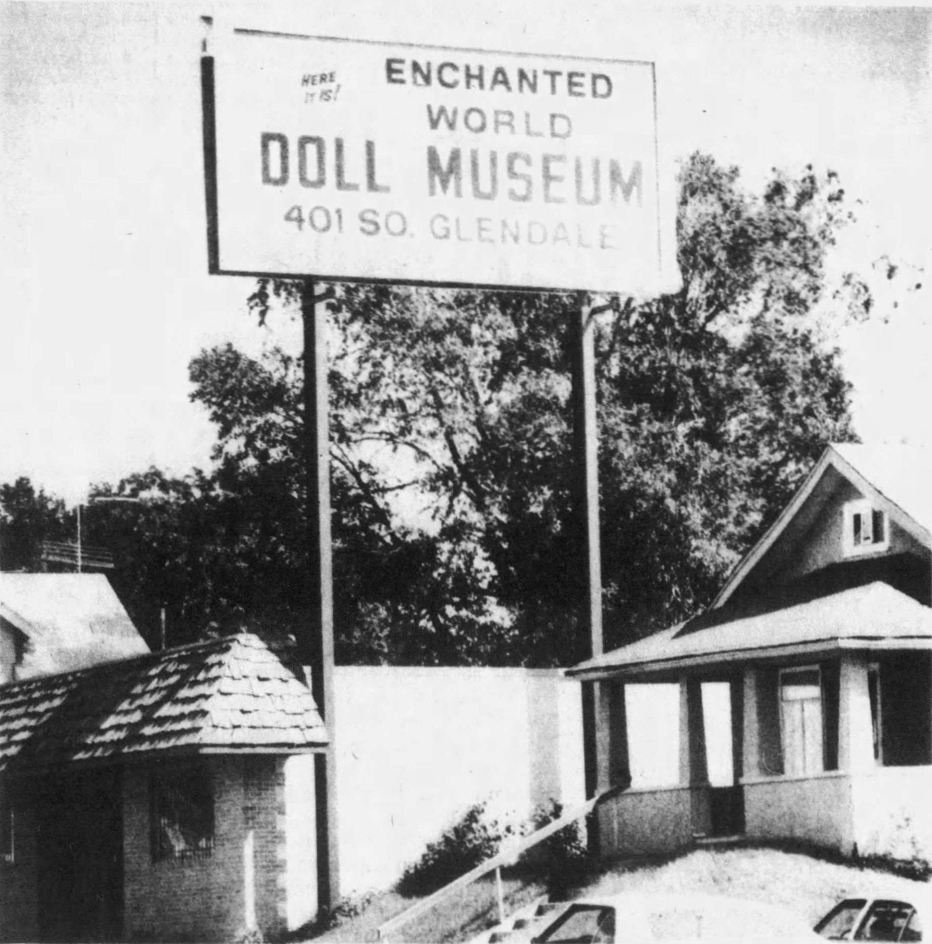 Looking Back: Enchanted World Doll Museum has short run in Sioux Falls
