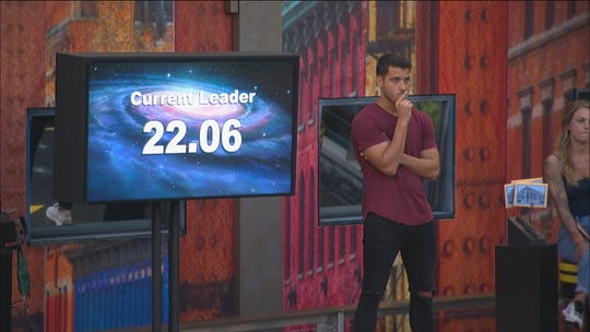 """Cody Calafiore competes on the premiere of """"Big Brother: All-Stars."""""""