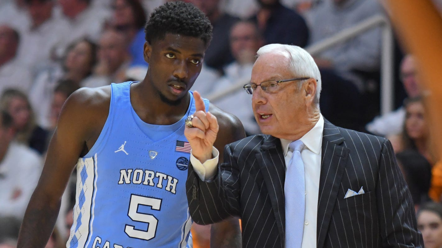 Report: Ex-North Carolina basketball player Jalek Felton was expelled over sexual assault claims