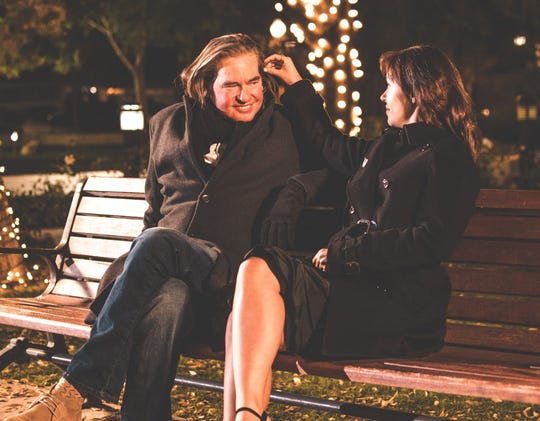 The scene between Val Kilmer and his daughter Mercedes