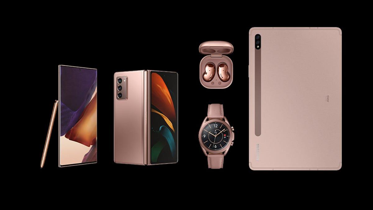 Galaxy Z Fold 2 Samsung Microsoft Meet For A Slick 2k Phone