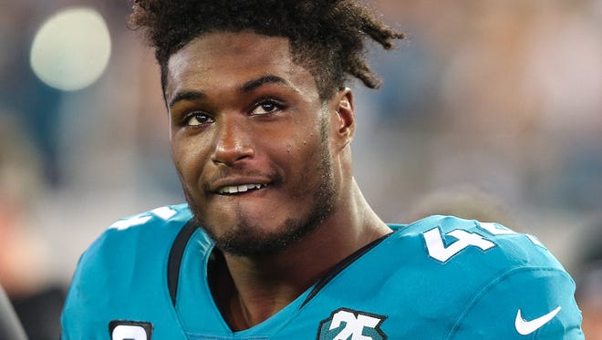 Jaguars linebacker Myles Jack should benefit from being moved from the middle to the weakside for the 2020 season.