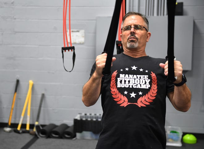 Steve Valley, former communications director of the Manatee County School District, has opened Manatee Fit Body Boot Camp on W. Manatee Ave. in Bradenton.
