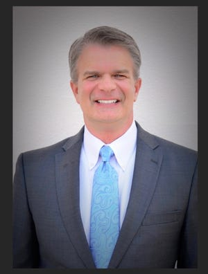 Brennan Asplen, the newly appointed superintendent of the Sarasota County School District, will be sworn into office on Monday. [Photo courtesy of Asplen]