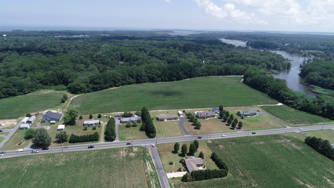 Sussex County paid $970,000 for just under 18 acres.