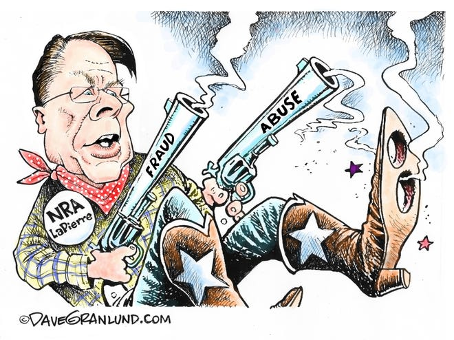 Monday Editorial Cartoon
