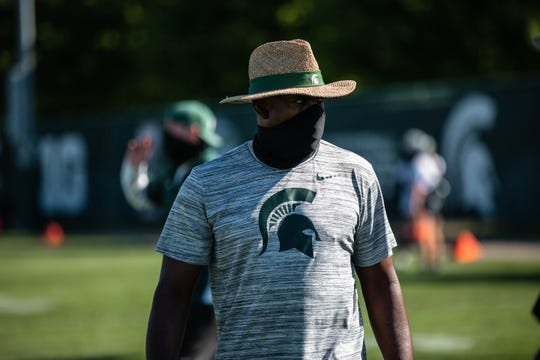 Two Michigan State football players suspended indefinitely after arrests in fraternity house incident