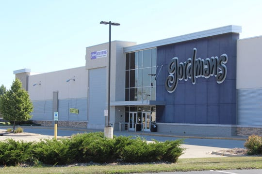 The north end of the recently closed Gordman's store, 2351 Holmgren Way in Ashwaubenon would be converted to a new concert hall under a plan that was recently submitted to the village.