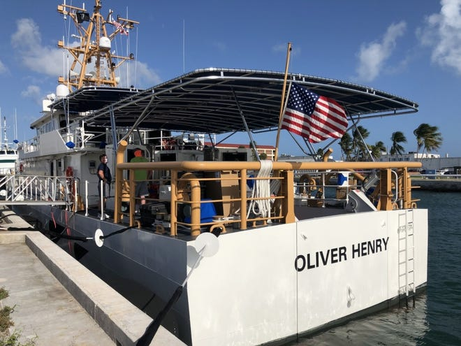 The Coast Guard accepted delivery of the newest Sentinel-class fast response cutter (FRC), the Coast Guard Cutter Oliver Henry (WPC-1140), from Bollinger Shipyards, July 30th, 2020. The 154-foot cutter is named after Oliver T. Henry, Jr., an African American enlisted Coast Guardsman who served from 1940-1966 and was the first to break the color barrier of a then segregated service.