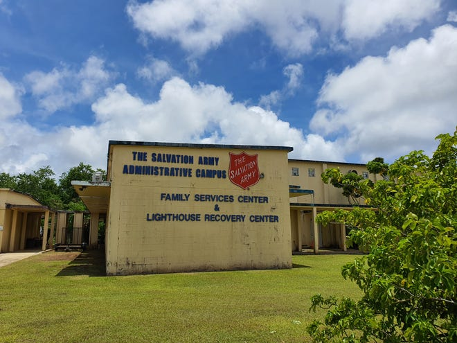 The Salvation Army in Tiyan on Aug. 7