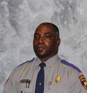 Mississippi Highway Patrol Lt. Troy Morris