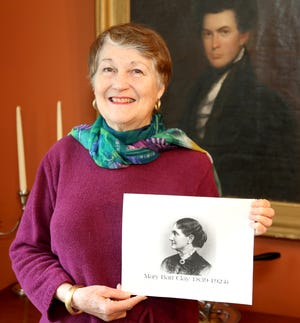 Sallie Clay Lanham is the great- granddaughter of a suffragette