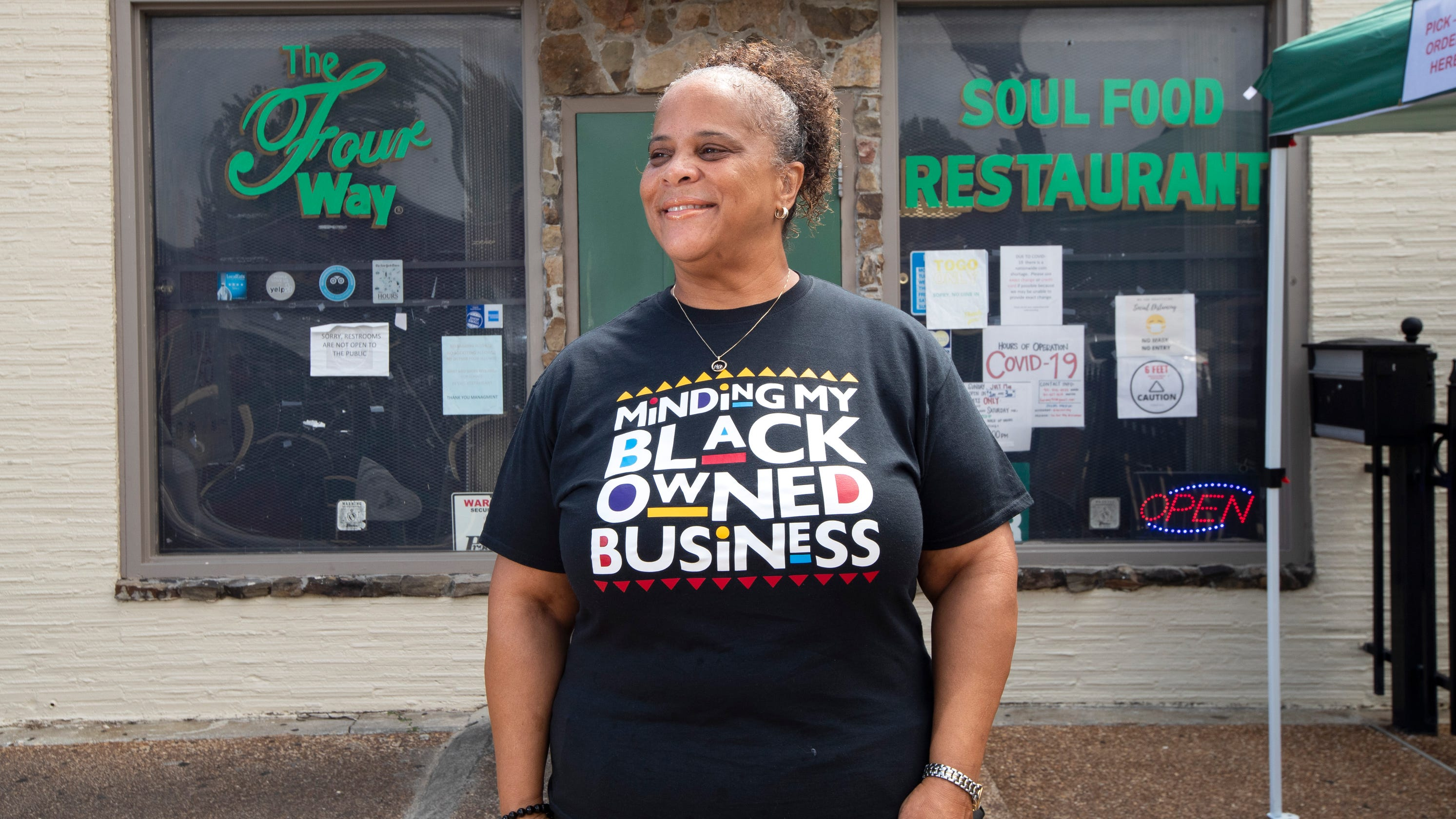 Memphis restaurant The Four Way receives $40,000 grant on 'TODAY' show