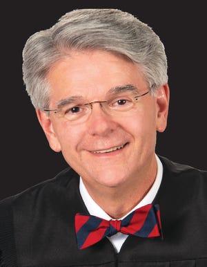 Second Circuit Court of Appeal Judge Jay McCallum, R-Farmerville