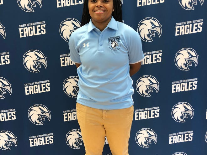 Rayven Johnson is the new women's basketball coach at St. Elizabeth University.