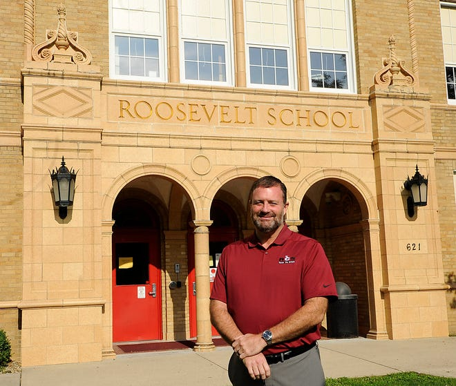 David Lewis has taken over as Newark City Schools superintendent for Doug Ute. The start of his first school year has already included decisions about management of the district amid the ongoing pandemic.