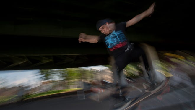 Paterson Nj Skate Park Is A Safe Place For Local Skateboarders