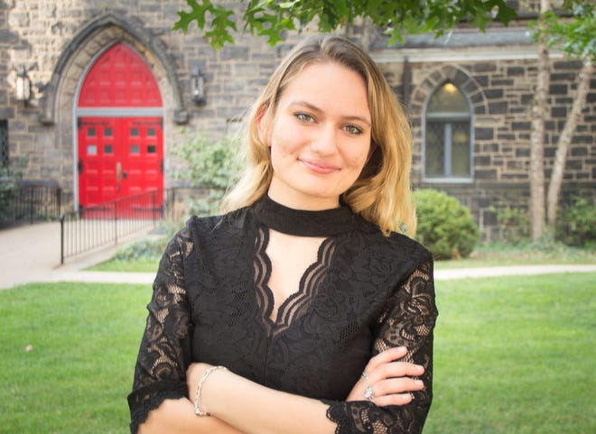 Ashley Lynn Priore, of Pittsburgh, is the founder of Youth Political Strategies.