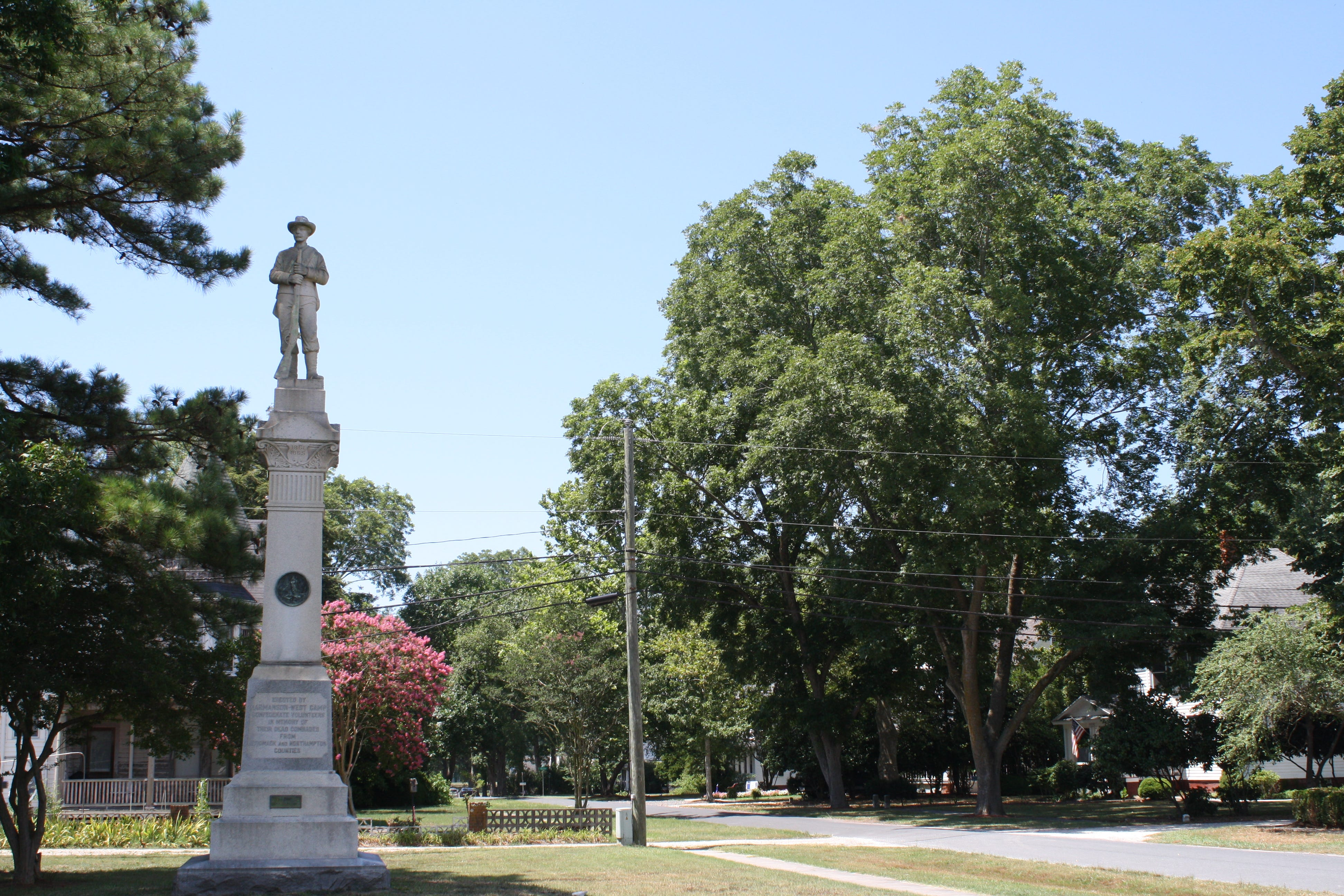 Parksley tried to sell Confederate statue it didn't own for $1