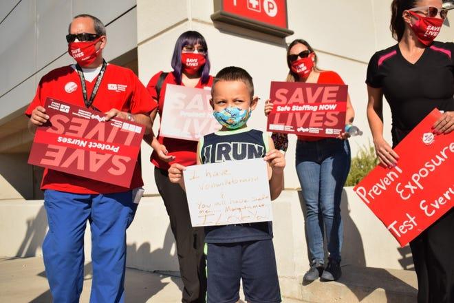 El Paso Nurses Raise Covid 19 Safety Concerns Hospitals Deny Claims