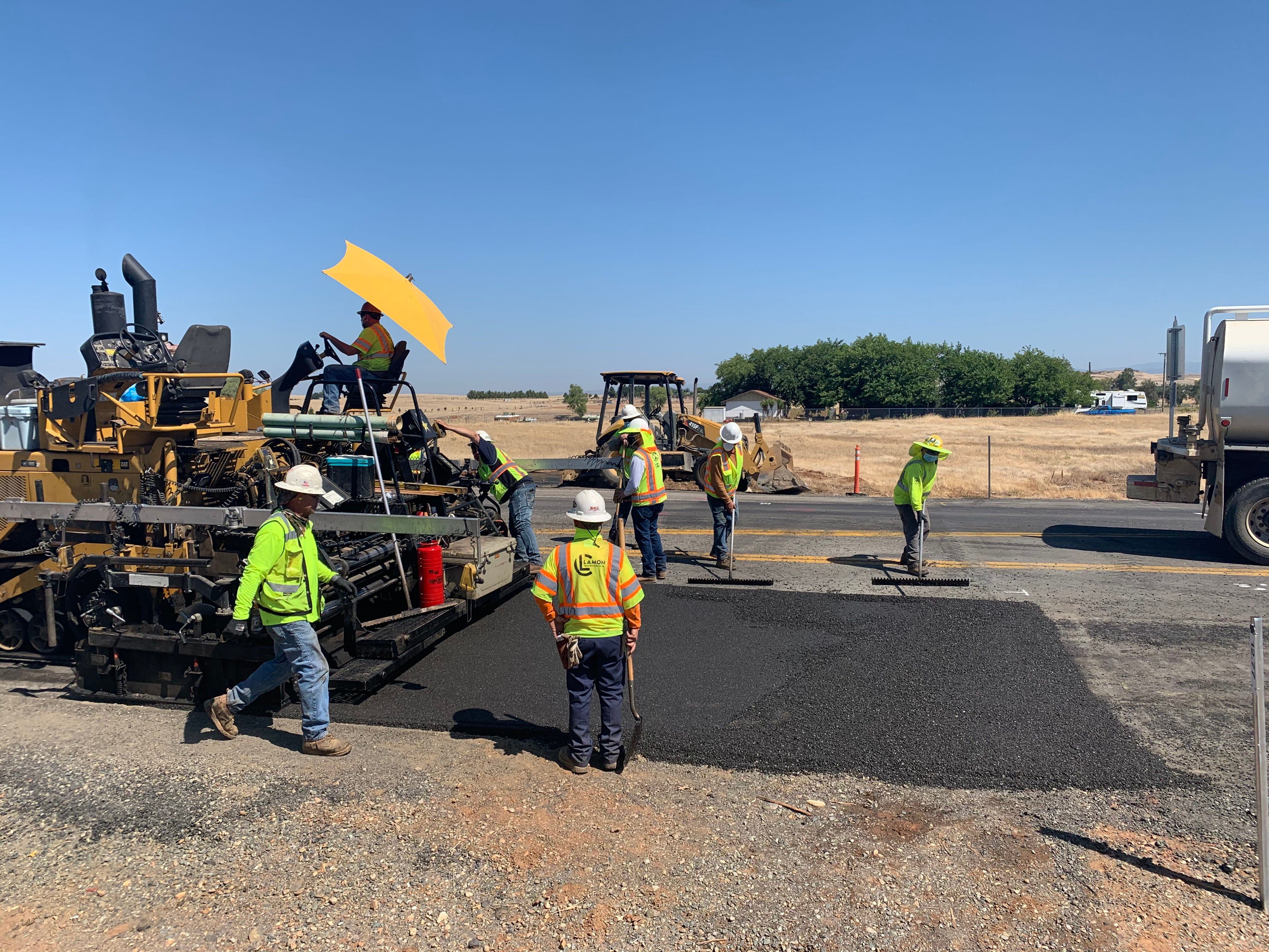 Drive the plastic highway? How a California company s innovative repaving process could lead to the  holy grail  of road construction.
