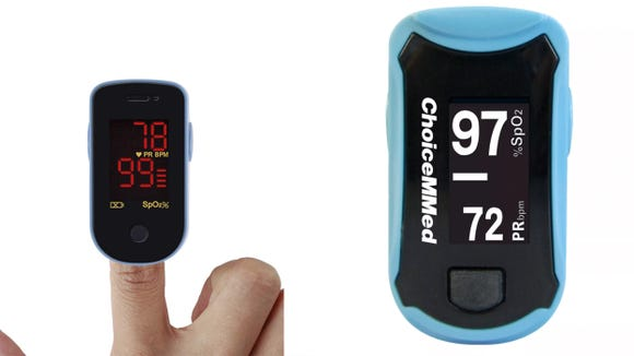Your oximeter should be easy to use and understand.
