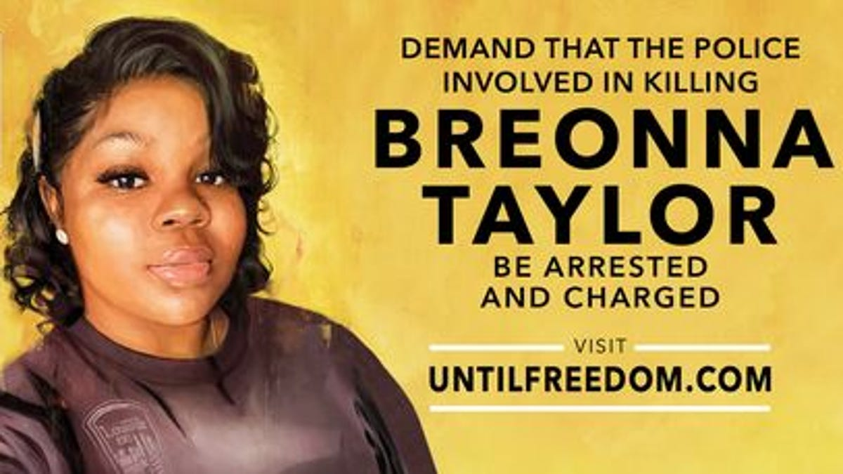 Breonna Taylor Billboards To Be Erected In Louisville By Oprah Winfrey
